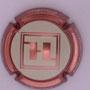 Marque : FRESNE EMILIEN N° Lambert : 7a Couleur : Contour rose Description : Initiales dans un carré et nom de la marque sur le pourtour  Emplacement :