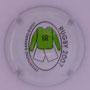 Marque : GASPARD - BAYET N° Lambert : 16 Couleur : Fond blanc Description : Coupe du monde rugby 2007 - Maillot Irlande  Emplacement :