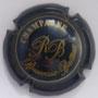 Marque : ROUSSEAUX - BATEUX N° Lambert : 12 Couleur : Bleu et or Description : Initiales RB et nom de la marque Emplacement :