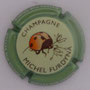 Marque : FURDYNA N° Lambert : 44b Couleur : Contour vert Description : Coccinelle - nom de la marque  Emplacement :