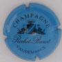 Marque : ROCHET - BROCART N° Lambert : 4 Couleur : Bleu et noir Description : Blason couronné et nom de la marque Emplacement :