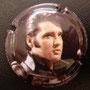 Marque : FAY Michel N° Lambert : 16b - 6 Couleur : Polychrome Description : portrait d'Elvis Presley 6/9  Emplacement :