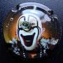 Marque : HERBERT Didier N° Lambert : 78 Couleur :  Polychrome Description : Tête de clown  Emplacement :