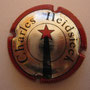 Marque : HEIDSIECK Charles N° Lambert : 48 Couleur : Contour rayé rouge Description : Comète  Emplacement : 060-05-05