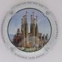 Marque : FANIEL - FILAIRE N° Lambert : 39g Couleur : Polychrome Description : Sagrada Familia - Nom de la marque  Emplacement :