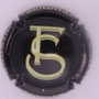Marque : FIR Stéphane N° Lambert : 1.1 Couleur : Noir et crème Description : Initiales et nom de la marque  Emplacement :