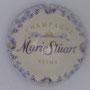 Marque : STUART MARIE N° Lambert : 11a Couleur : Fond crème, lettres fines Description : Nom de la marque au-dessous d'une couronne  Emplacement :