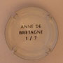 Marque : SERGENT Roger N° Lambert : 1.1 verso Couleur : Polychrome, contour blanc Description : Armoiries Anne de Bretagne - Nom de la marque  Emplacement :