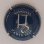 Marque : COLLARD - TRUCHON  N° Lambert : 10 Couleur : Bleu et blanc Description : Coupe du monde Rugby 2007 - Paris Emplacement :
