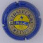 Marque : HEIDSIECK MONOPOLE N° Lambert : 66 Couleur : Contour bleu Description : Inscription Hiedsieck H & C et étoile filante   Emplacement :