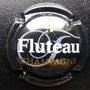 Marque : FLUTEAU  N° Lambert : 2  Couleur : Fond gris Description : Nom de la marque Emplacement :