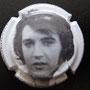 Marque : FAY Michel N° Lambert : 16b - 1 Couleur : Polychrome Description : portrait d'Elvis Presley 1/9  Emplacement :