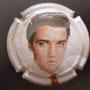Marque : FAY Michel N° Lambert : 16b - 3 Couleur : Polychrome Description : portrait d'Elvis Presley 3/9  Emplacement :
