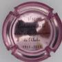 Marque : SONNET Jacques N° Lambert : 7 verso Couleur : Rosé et noir Description : Centenaire de la révolte des vignerons de l'Aube - 1911 - 2011  Emplacement :