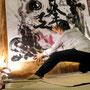 アートライブ「ホロヨイドレの夜」より @ 蔵前カフェ4273 / REIBU【禮生】