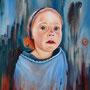 Blick ins Leben (2012), Öl auf Holz 55,5 x 72,5 cm