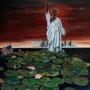 Auferstehung, Ölfarbe auf Leinwand, 80 x 100 cm (2016)