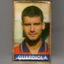 GUARDIOLA (SELECCION ESPAÑOLA 2000)
