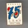 DANONE 75 AÑOS