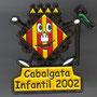 CABALGATA INFANTIL 2002 CASTELLON