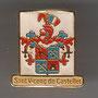 SANT VICENÇ DE CASTELLET (Antiguo escudo)