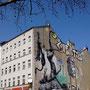 Wandbild Oranienstraße Kreuzberg