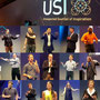 USI - Future of humanity with AI, artificial intelligence with Cedric Villani, Kevin Kelly, Mark Esposito, Kevin Klein, Ingrid Betancourt