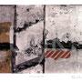 Diverse Techniken: Niklaus Lenherr, Paris: démolition 1/93