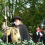 Der Gildemeister Heinz Wellmann grüßt Lichtenstein
