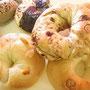 ベーグル教室 天然酵母、自家製酵母、国産小麦をつかって