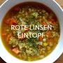 ROTE LINSEN-EINTOPF