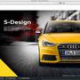Audi S1 Microsite