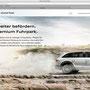 Audi shared fleet Portal