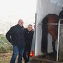 Die liebe Mo mit ihren neuen Besitzern Markus und Susanne