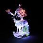 2016/偏光フィルム・アクリル/H19×W13×D12cm