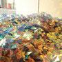 Prismati the glitter/2013/ミクストメディア/荒川技研工業株式会社・本社表参道ショールーム・ウィンドウディスプレイ展示