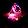 Liqiud prism/2015/偏光フィルム・アクリル・木材/H12×W15×D15cm