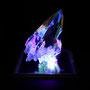 Solid prism/2015/偏光フィルム・アクリル・木材/H15×W14×D5cm