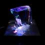 Liqiud prism/2015/偏光フィルム・アクリル・木材/H10×W10×D5cm