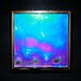 Liquid prism / 2016/ 偏光フィルム・アクリル・木材 / H65×W65×D5cm