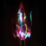 Prayer of the prism/2016/偏光フィルム・アクリル/H4×W10×D3cm
