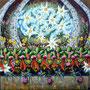 StargateRenature, 110x130 cm