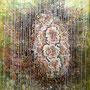 Pilzgesichter, 130x110 cm