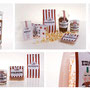Packaging Design für die Kornkomplizen