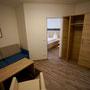 Extraraum Vierbettzimmer Gasthof Krall