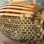 construction of our kiln-5