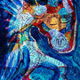 Le chien et le rêve - encre de chine sur papier - 21x29 cm - 2008