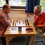 08. Juni 2018 - 7. Runde: Andreas Ferch gegen Manfred Bley - Foto © Wofgang Wilke