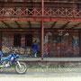 いろいろな文化を吸収してきた国ゆえ、時には異国情緒も味わえる旅だった。                             まだ旅に出てしばらくしか経っていないときで、バイクも荷物もきれいだ。自分の姿もまるで子供のよう。    横浜赤レンガ倉庫 神奈川
