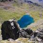 再びヨーロッパに来たのは、このアオスタの湖が見たかったからだ。だがストレージの故障で、八日間の山旅の大半の写真が消えた。数々の奇蹟的な光景は、ただ記憶の中に…。<Aosta-ITALIA>